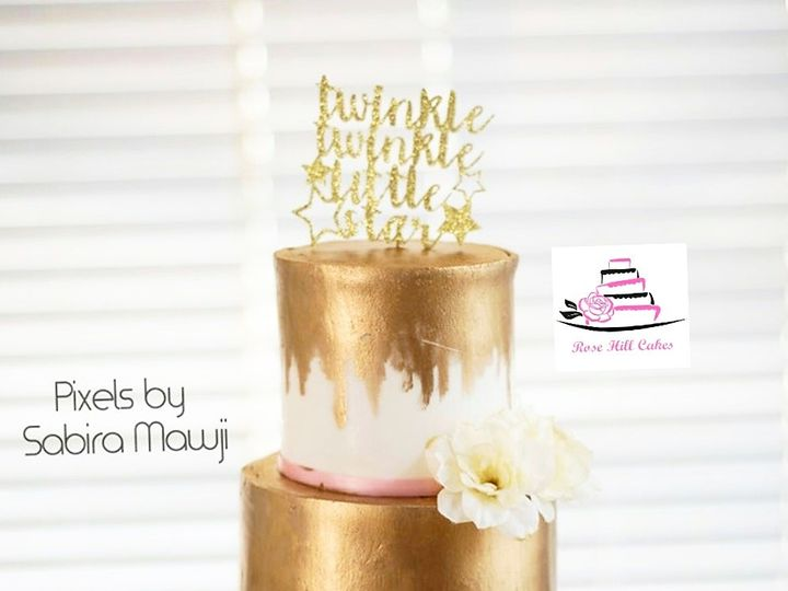 Tmx 1476285144270 Img201607271250391475183666877 Sanford wedding cake