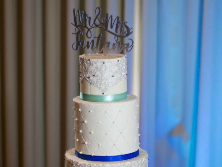Tmx 1508945224747 Cake Pic2 683x1024 Sanford wedding cake