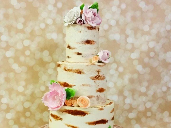 Tmx 1508945243815 Img201706131731082731500693712316 1024x1024 Sanford wedding cake