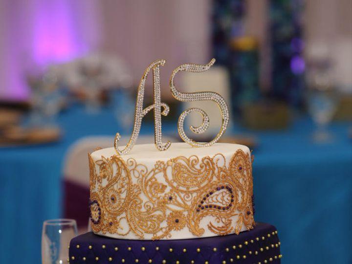 Tmx 1509028544401 Unnamed 2 683x1024 Sanford wedding cake