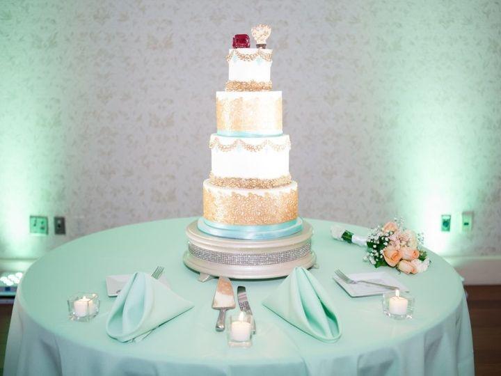Tmx 1509028580599 Img0711 1024x683 Sanford wedding cake