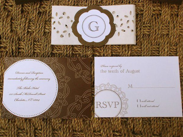 Tmx 1282667414234 WhiteLace3 Concord wedding invitation