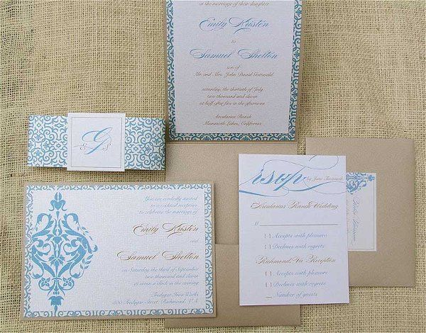 Tmx 1315492251105 SomethingBlue3 Concord wedding invitation