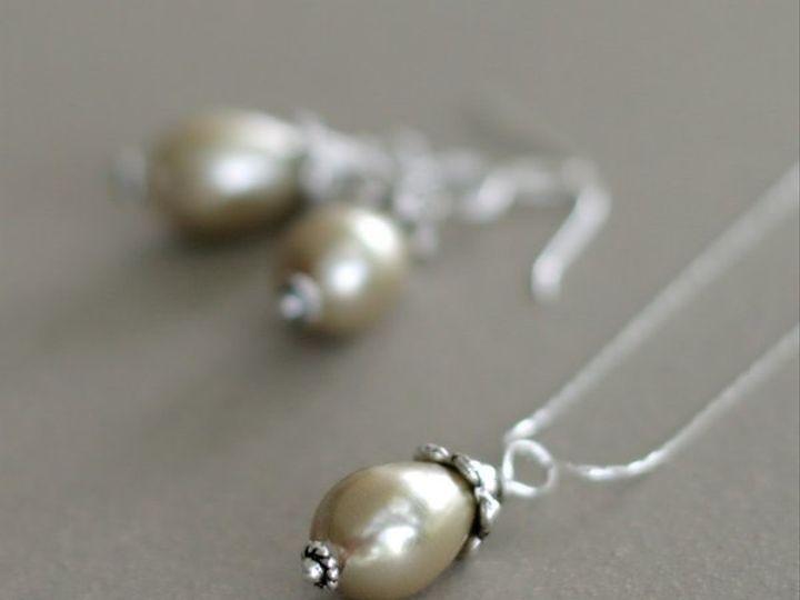 Tmx 1285441278696 Setpearleggslimchampagnesilver01 Kansas City wedding jewelry