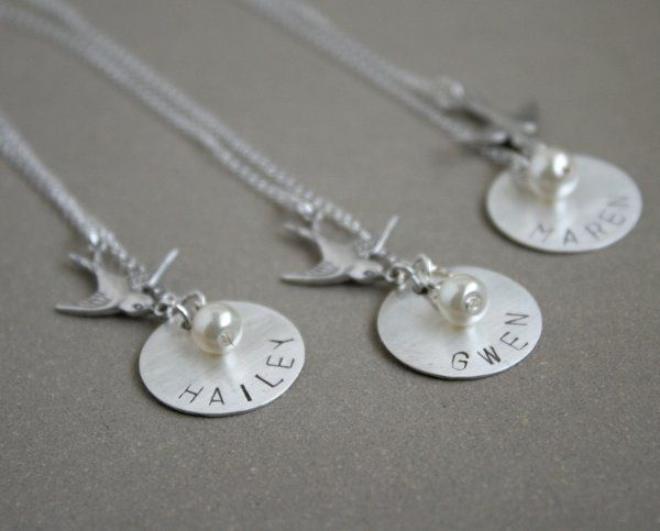 Tmx 1285441630618 NECKLACEpersonalizeddiskthree10 Kansas City wedding jewelry