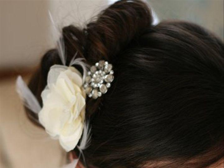 Tmx 1327274772323 HydrangeaBroochCOMBStyle01617 Kansas City wedding jewelry