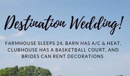Sonshine Barn Wedding & Event Center 1