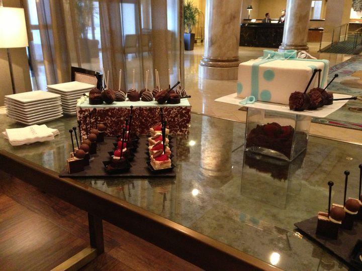 Tmx 1397009938534 Dessert Displa Dallas, TX wedding venue