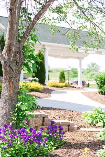 Wedding Venue Walkway Gardens