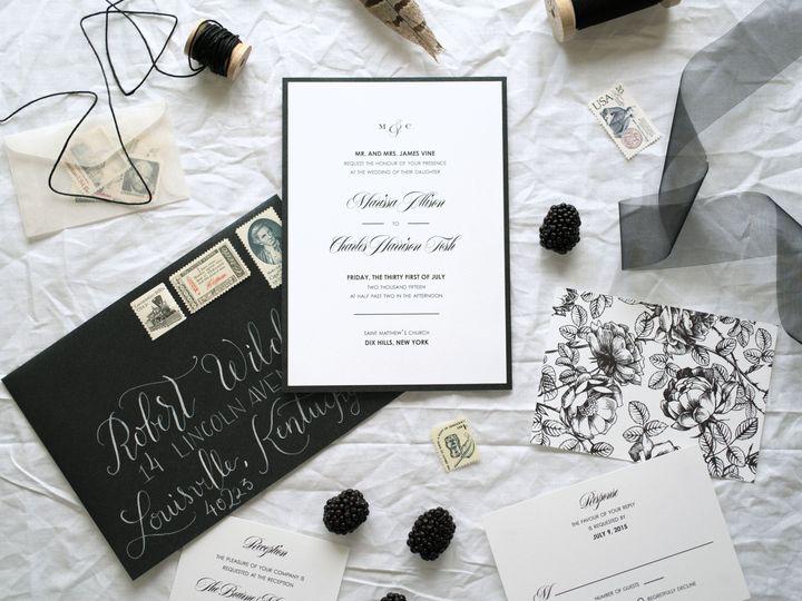 Tmx 1440427896125 Dsc03829 Commack wedding invitation
