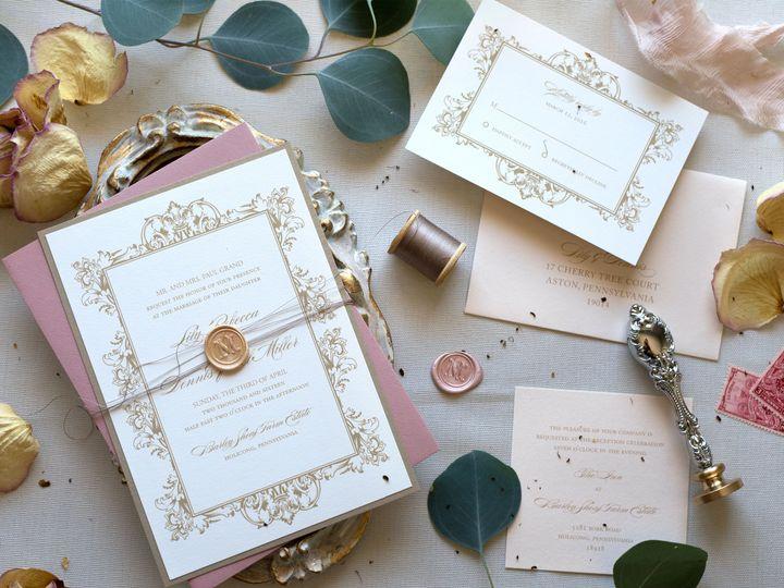 Tmx 1440428025751 Dsc04019 Commack wedding invitation