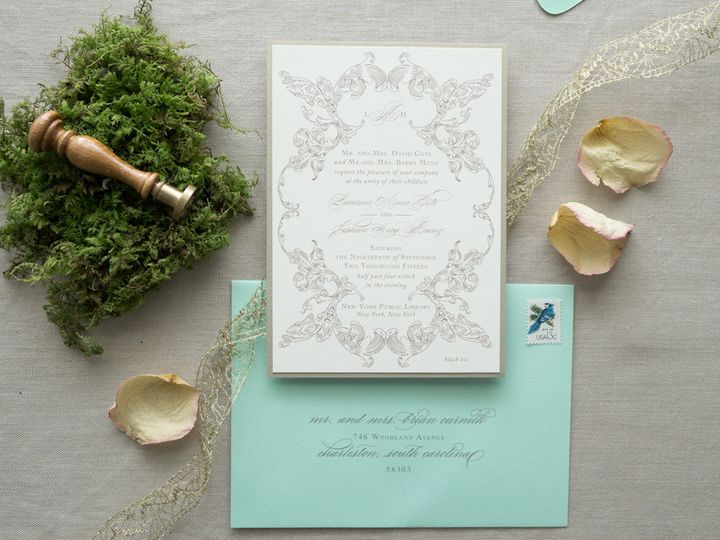 Tmx 1476055968875 Pmm D4500 Pristine 6 Commack wedding invitation