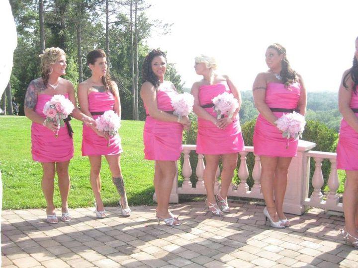 peony wedding renee
