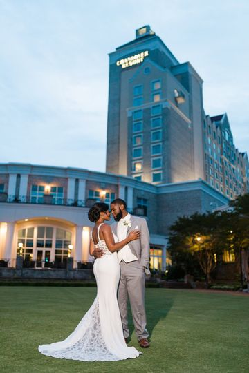 Grandover Resort wedding