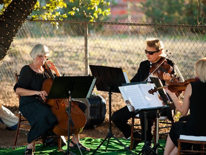 Tmx 1446152178272 Zene Strings   Backyard Wedding 10 10 15 San Diego, CA wedding ceremonymusic