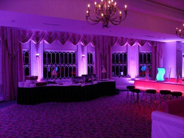Tmx 1318983673706 Uplightingpurplesm Tampa, Florida wedding dj