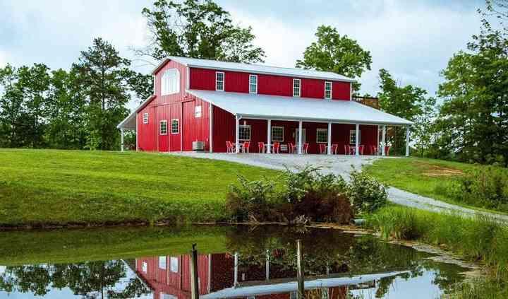 Red Barn at Wilderness Ridge