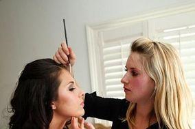 Bridal makeup by Raven