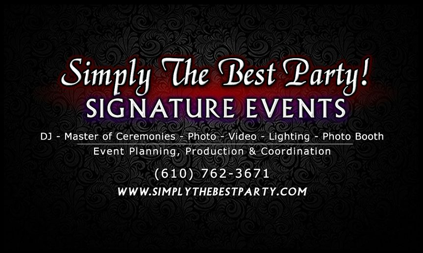 Simply The Best Party !