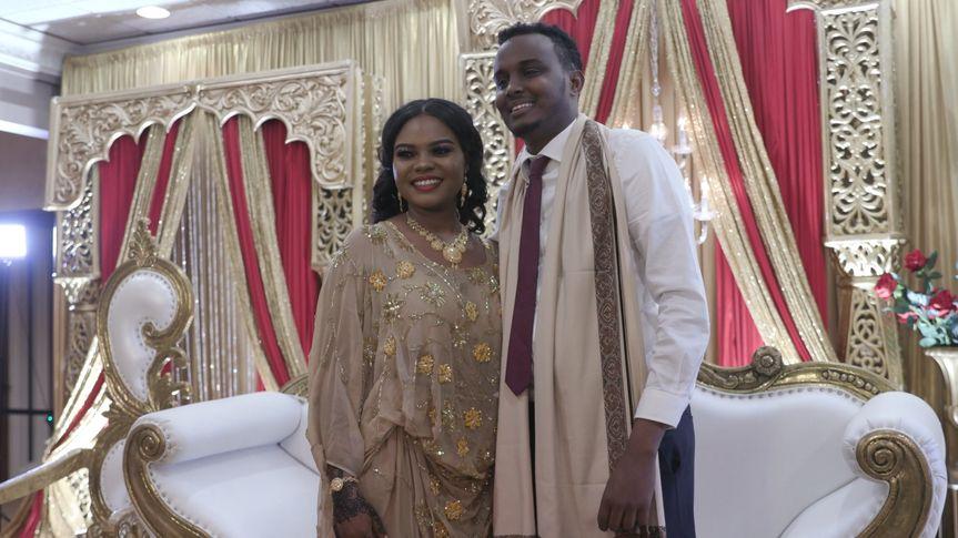 Amina's Wedding Images