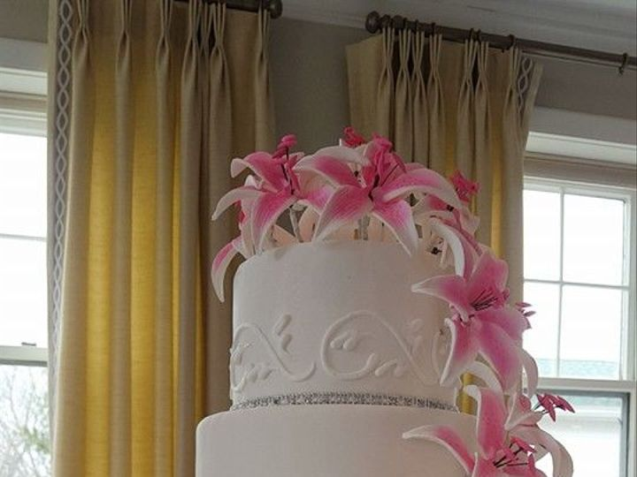 Tmx 1531149008 D4b056e3a51a372e 1531149006 1d500daac1db65b6 1531148989868 5 12540750 101539293 Brockton, MA wedding cake