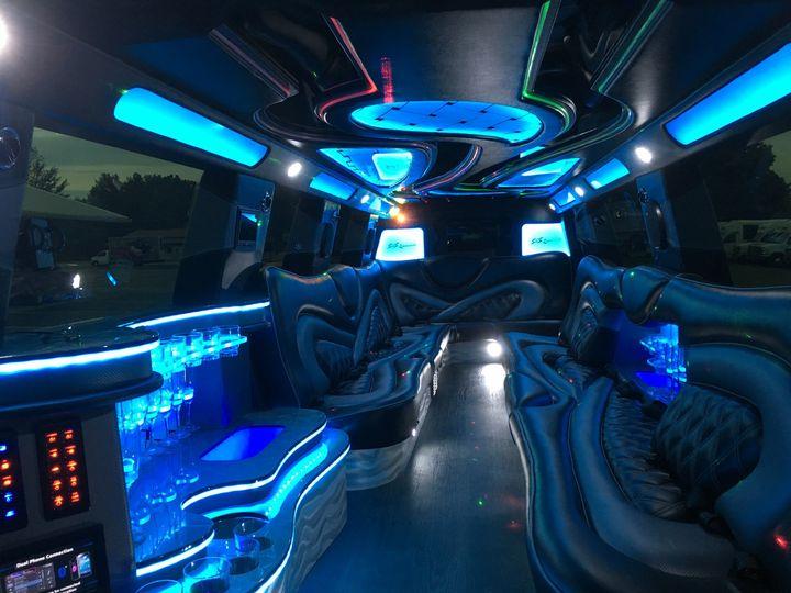 2016 Infiniti qx80 interior