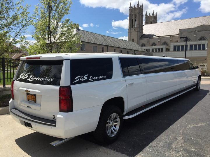 Tmx 1482609362178 Limop1 Le Roy, NY wedding transportation