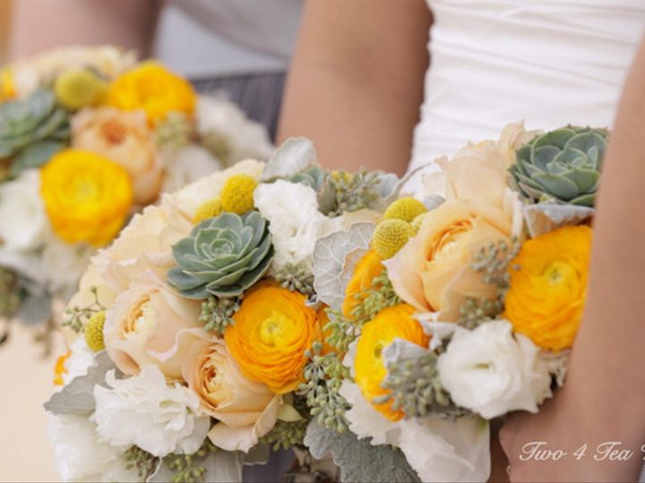 Tmx 1472795890133 Flowers Yellow Wm Campbell, CA wedding videography