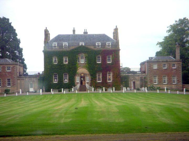 Colluden House Scotland