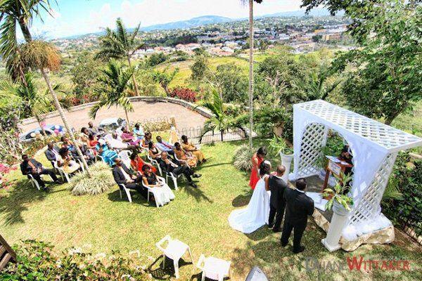 Brenda & Steve Mandeville, Jamaica
