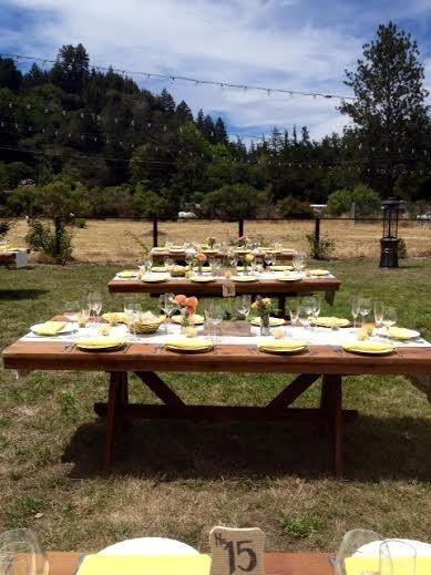 Tmx 1436843659087 Bridgewater Dinner Aptos, CA wedding catering