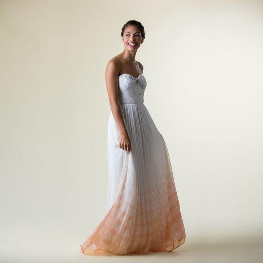 Celia Grace Bridal Dress Attire Chicago Il Weddingwire