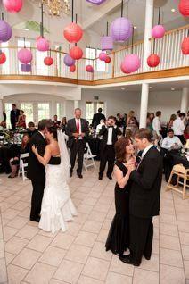 family dances