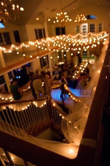 Dreamy Ballroom Lighting