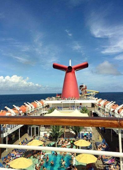 lourdes porter carnival cruise