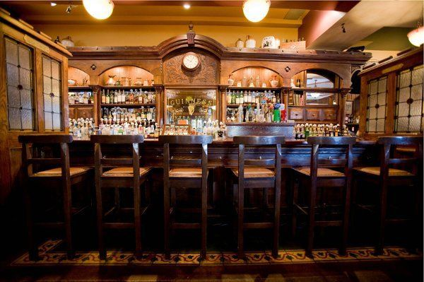 The James Joyce Irish Pub & Restaurant