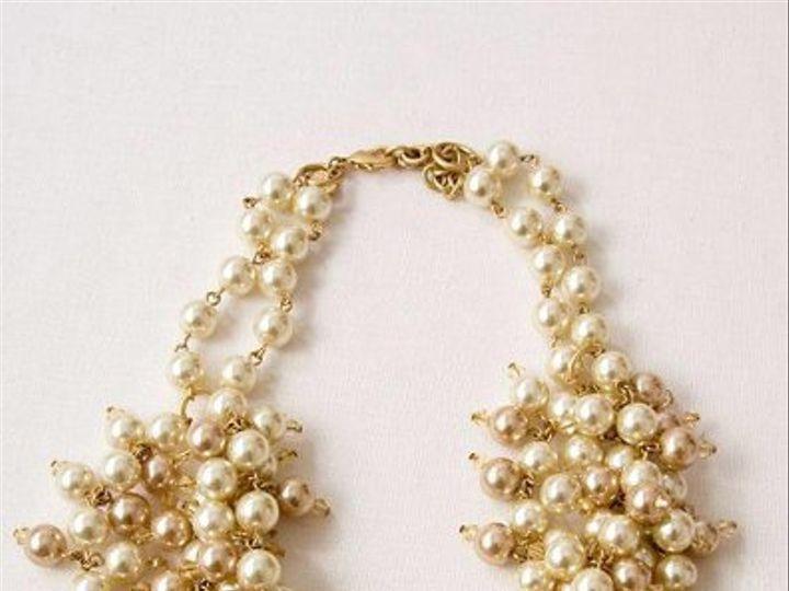Tmx 1278555604879 Pearlbibnecklace Louisville wedding jewelry