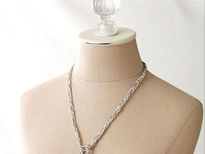 Tmx 1278556015410 Josephinenecklace Louisville wedding jewelry