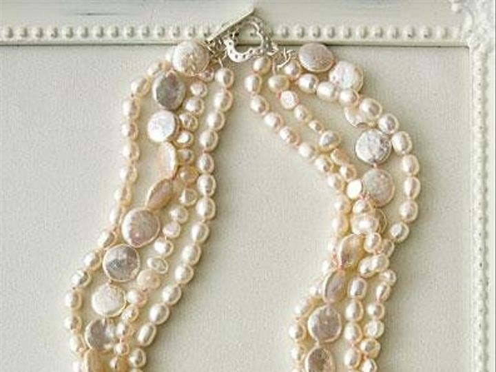 Tmx 1278556421316 CoinPearlNecklace Louisville wedding jewelry