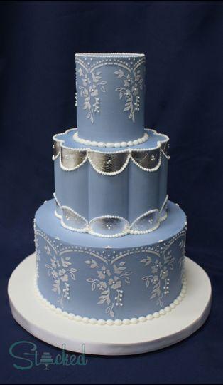 blueweddingcake