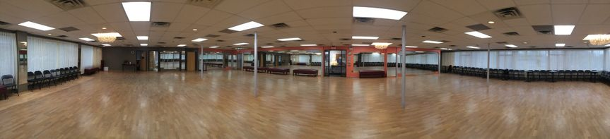 Capital Ballroom Dance Studio is the elegant and the largest ballroom in Bethesda MD. Great wood...