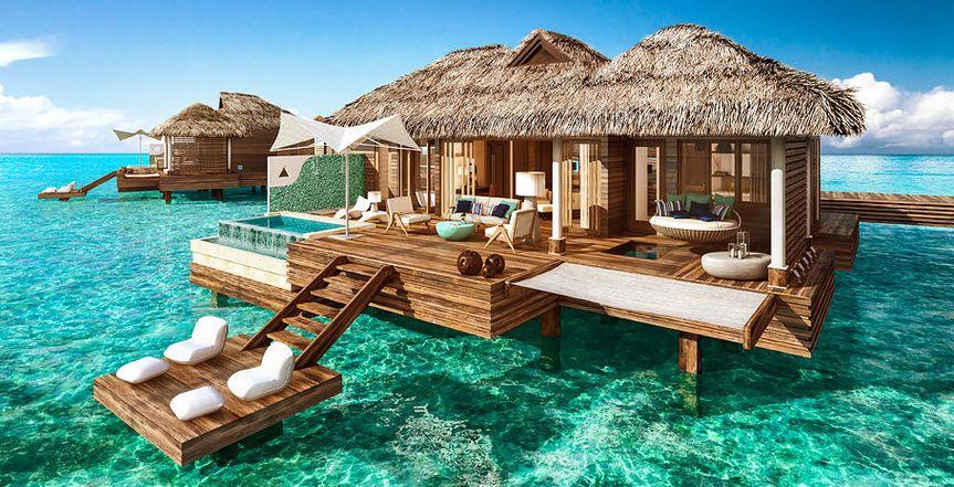 9ceede0a35c084d8 Over water bungalow