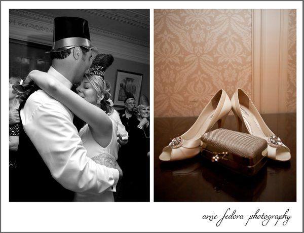 NYE Wedding - Detail