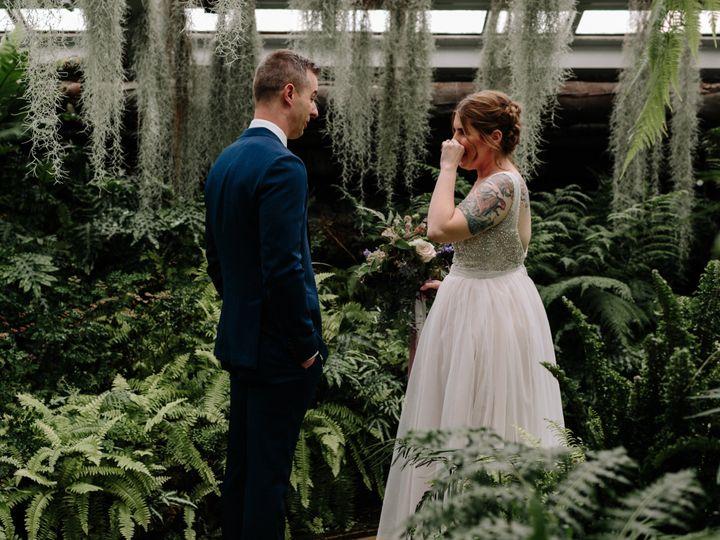 Tmx 1500929024331 Garfield Park Conservatory Wedding 78 Chicago, IL wedding photography