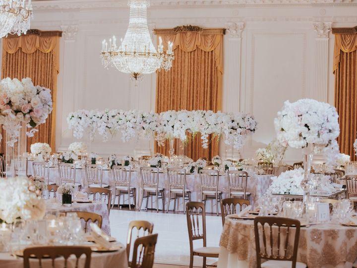 Tmx East Room White And Pink Wedding 51 23908 158767779869857 Yorba Linda, CA wedding venue