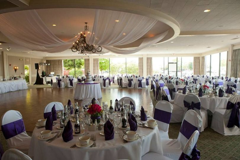 Grand event space