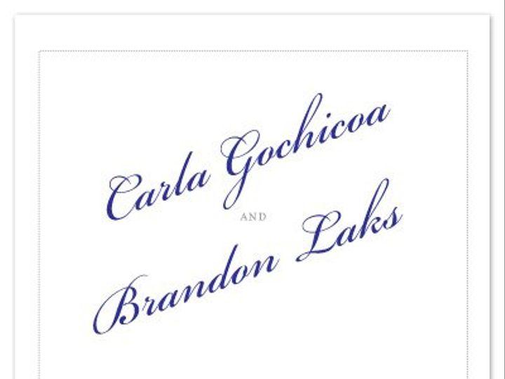 Tmx 1273863497424 Boldfacenames Washington wedding invitation