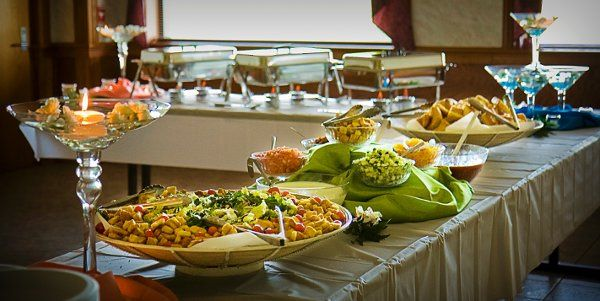 T and J Catering Buffet
