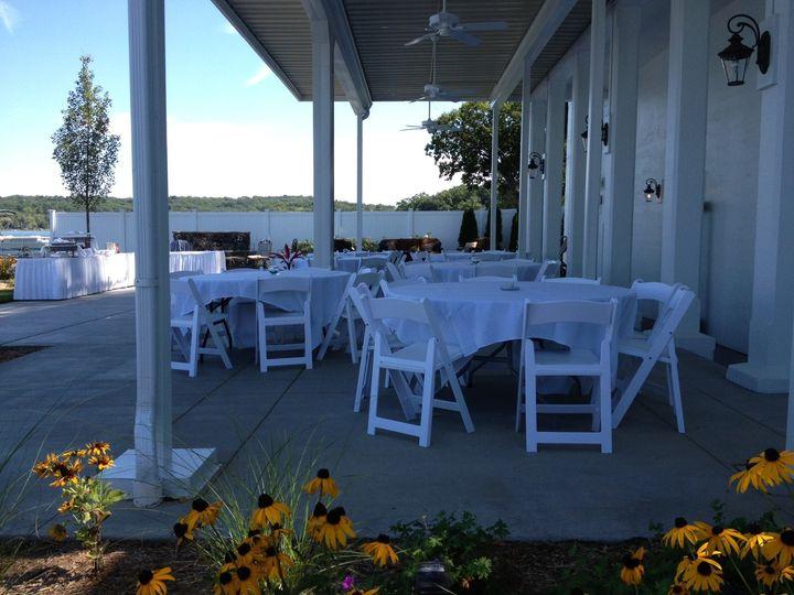 Tmx 1380028604446 Bh Patio Set Up Shelbyville, MI wedding venue