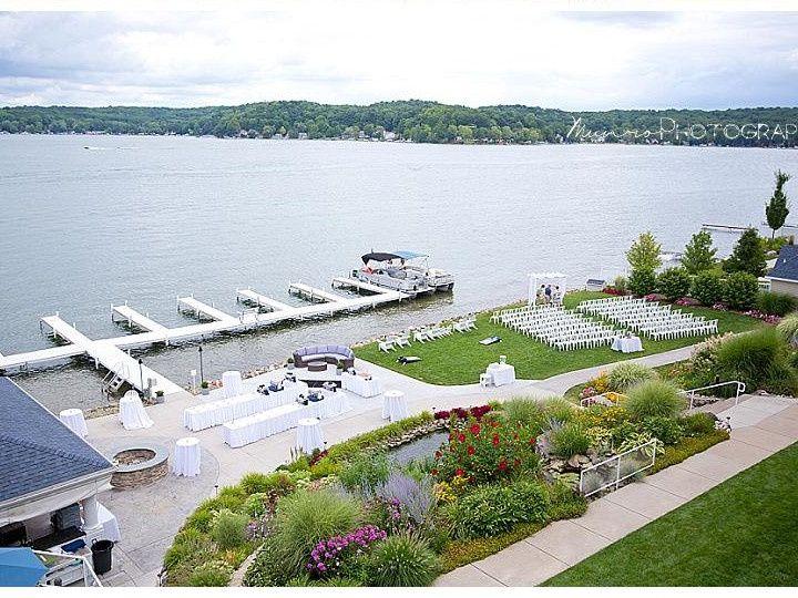 Tmx Pavilion Lawn With New Concrete 51 85908 1571854524 Shelbyville, MI wedding venue